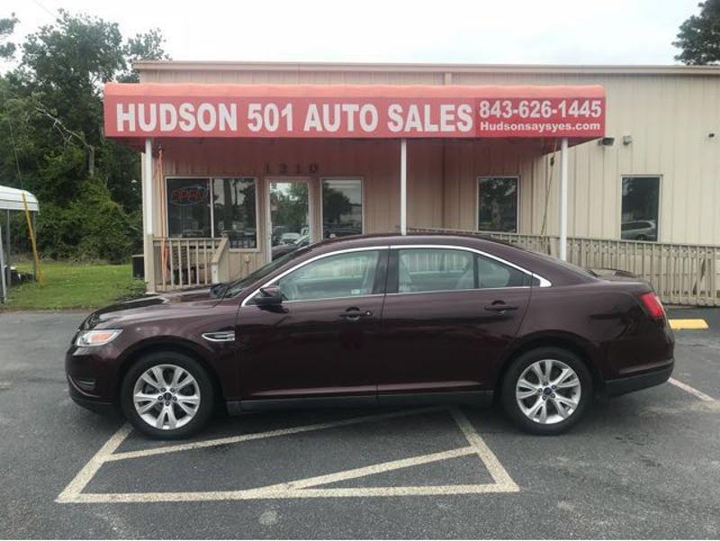 2011 Ford Taurus SEL | Myrtle Beach, South Carolina | Hudson Auto Sales in Myrtle Beach South Carolina