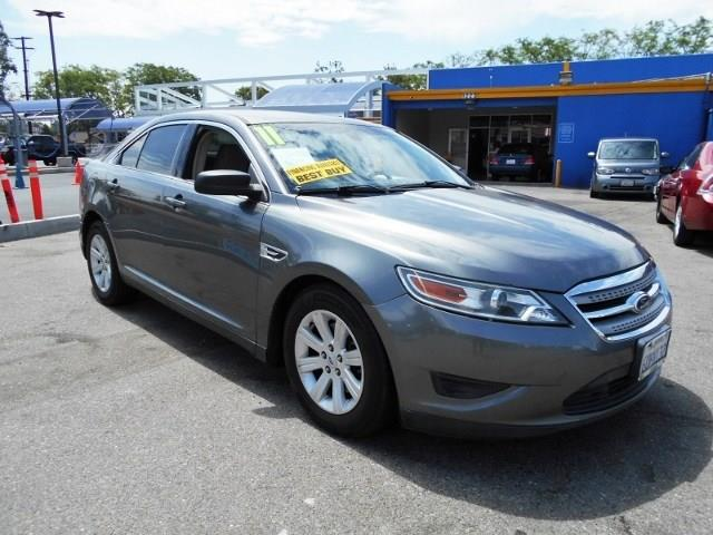 2011 Ford Taurus SE Limited warranty included to assure your worry-free purchase AutoCheck report