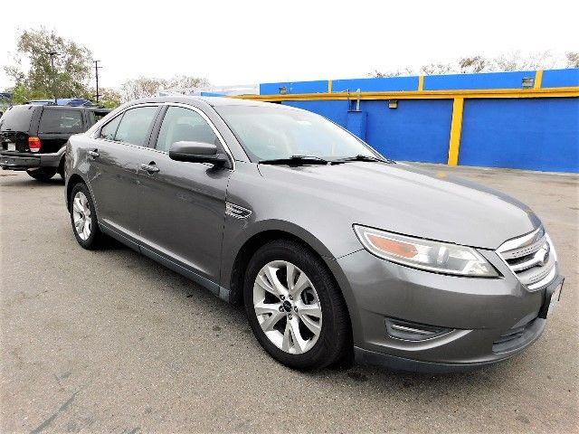 2011 Ford Taurus SEL Limited warranty included to assure your worry-free purchase AutoCheck repor