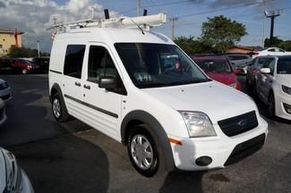 2011 Ford Transit Connect Van XLT Hialeah, Florida 2