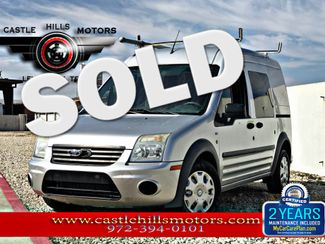 2011 Ford Transit Connect Van XLT | Lewisville, Texas | Castle Hills Motors in Lewisville Texas