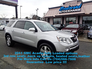 2011 GMC Acadia SLT1 Charlotte, North Carolina