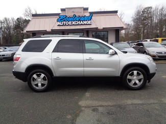 2011 GMC Acadia SLT1 Charlotte, North Carolina 2