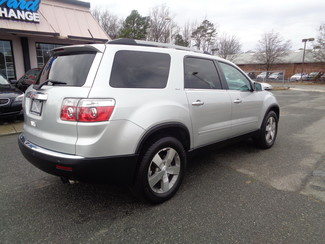 2011 GMC Acadia SLT1 Charlotte, North Carolina 3