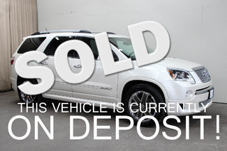 2011 GMC Acadia Denali AWD with 3rd Row Seats, Navigation, in Eau, Claire,