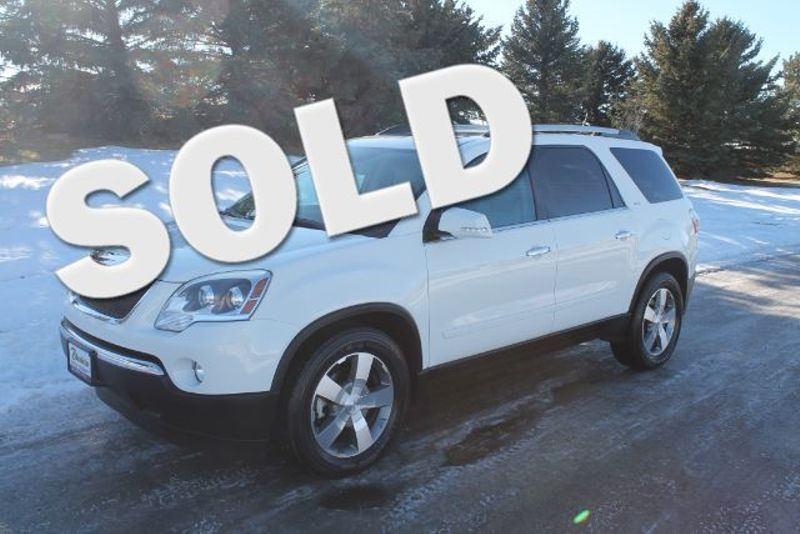2011 GMC Acadia SLT2  city MT  Bleskin Motor Company   in Great Falls, MT