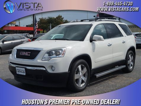 2011 GMC Acadia SLT2 in Houston, Texas
