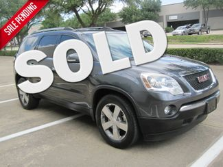 2011 GMC Acadia SLT, Nav, Leather, Sun Roof, DVD, Low Miles Plano, Texas