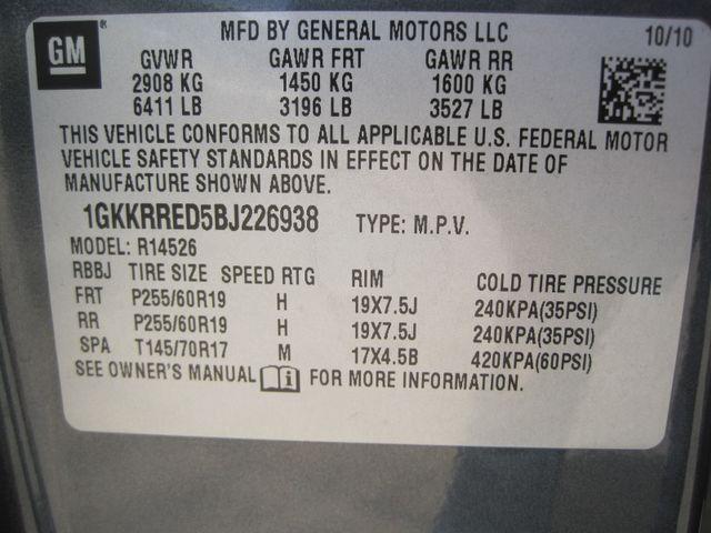 2011 GMC Acadia SLT, Nav, Leather, Sun Roof, DVD, Low Miles Plano, Texas 39