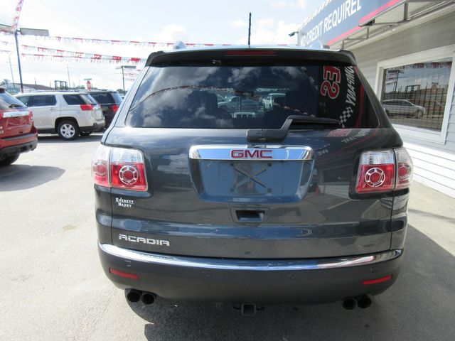 2011 GMC Acadia, PRICE SHOWN IS THE DOWN PAYMENT south houston, TX 2