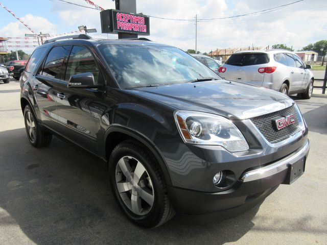 2011 GMC Acadia, PRICE SHOWN IS THE DOWN PAYMENT south houston, TX 4
