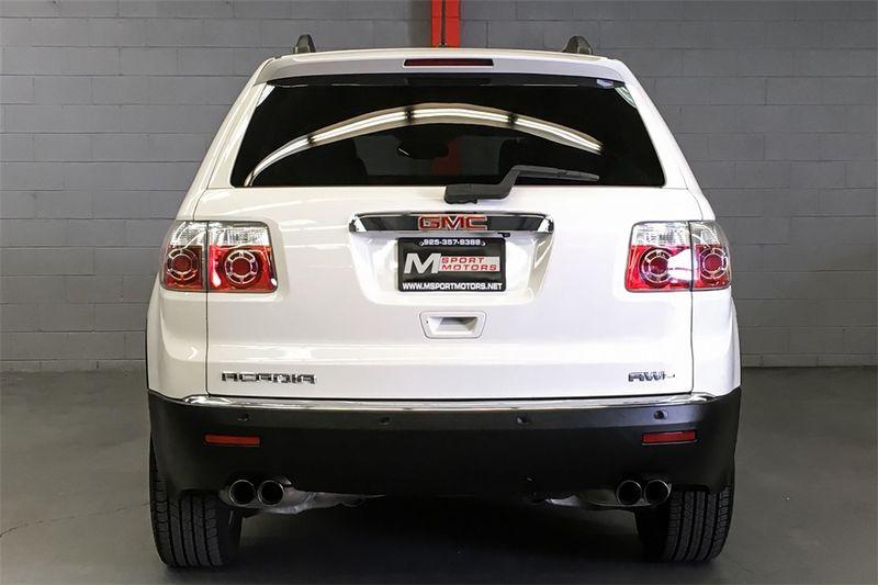 2011 GMC Acadia SLT2  city CA  M Sport Motors  in Walnut Creek, CA