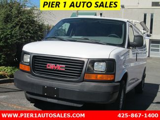2011 GMC Savana Cargo Van Seattle, Washington 1