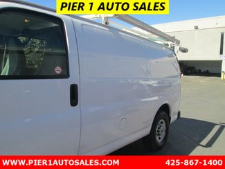 2011 GMC Savana Cargo Van Seattle, Washington 10