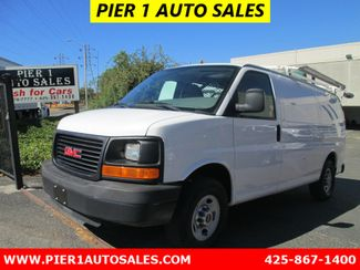 2011 GMC Savana Cargo Van Seattle, Washington 11