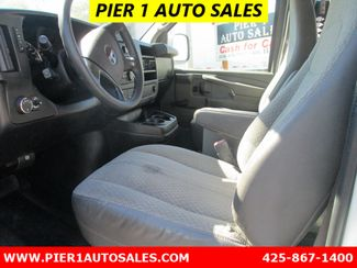 2011 GMC Savana Cargo Van Seattle, Washington 12