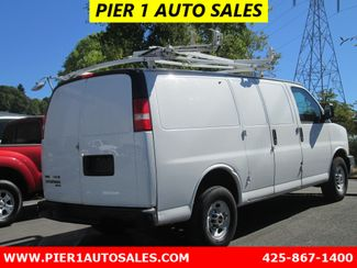 2011 GMC Savana Cargo Van Seattle, Washington 15