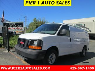 2011 GMC Savana Cargo Van Seattle, Washington 16