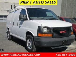 2011 GMC Savana Cargo Van Seattle, Washington 2