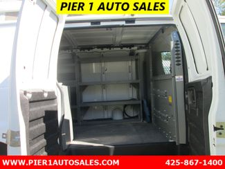 2011 GMC Savana Cargo Van Seattle, Washington 20