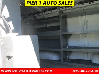2011 GMC Savana Cargo Van Seattle, Washington 21