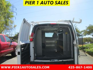 2011 GMC Savana Cargo Van Seattle, Washington 23