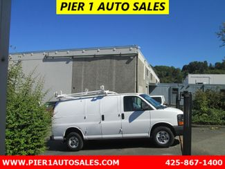 2011 GMC Savana Cargo Van Seattle, Washington 3