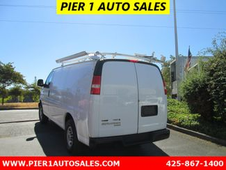 2011 GMC Savana Cargo Van Seattle, Washington 6