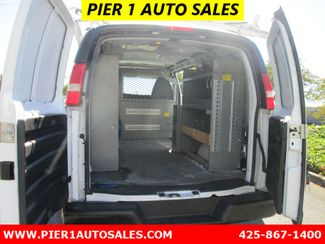 2011 GMC Savana Cargo Van Seattle, Washington 8