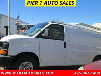 2011 GMC Savana Cargo Van Seattle, Washington 9