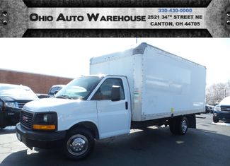 2011 GMC Savana G3500 Box Truck 1-Owner Clean Carfax We Finance   Canton, Ohio   Ohio Auto Warehouse LLC in  Ohio
