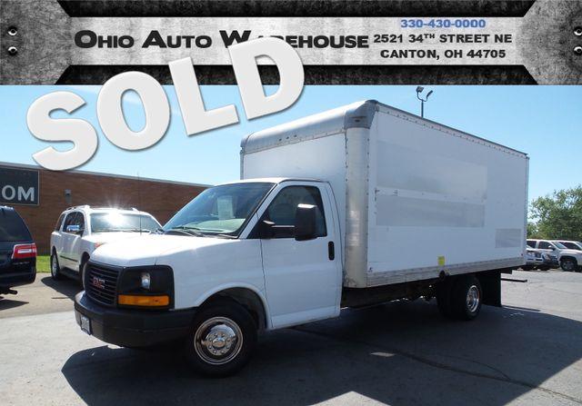 2011 GMC Savana G3500 1Ton Utility Box Truck | Canton, Ohio | Ohio Auto Warehouse LLC in  Ohio