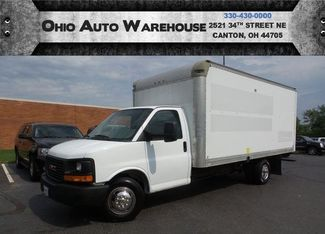 2011 GMC SAVANA G3500 UTILITY BOX TRUCK WE FINANCE | Canton, Ohio | Ohio Auto Warehouse LLC in  Ohio