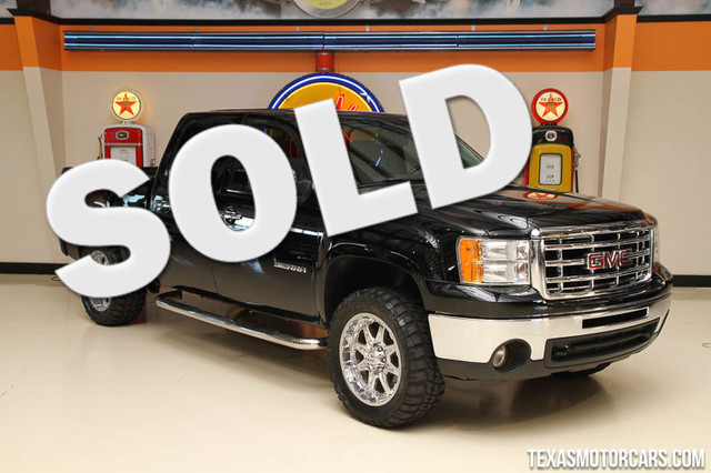2011 GMC Sierra 1500 SLE This 2011 GMC Sierra 1500 SLE is in great shape with only 99 575 miles