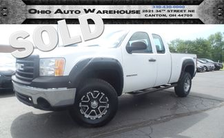 2011 GMC Sierra 1500 4x4 V8 Clean Carfax We Finance NEW TIRES | Canton, Ohio | Ohio Auto Warehouse LLC in  Ohio