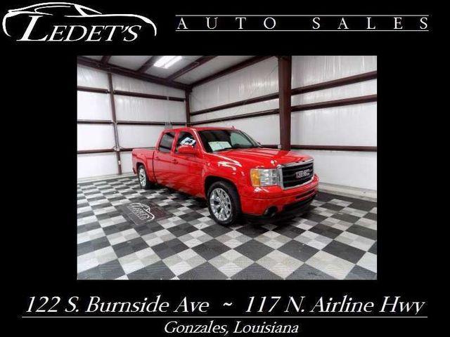 2011 GMC Sierra 1500 SLT - Ledet's Auto Sales Gonzales_state_zip in Gonzales Louisiana