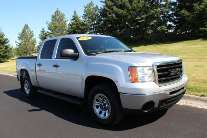 2011 GMC Sierra 1500 SLE  city MT  Bleskin Motor Company   in Great Falls, MT