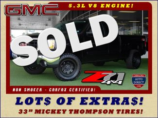 2011 GMC Sierra 1500 SLE EXT CAB 4X4 Z71 - LOT$ OF EXTRA$! Mooresville , NC