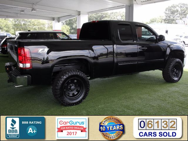 2011 GMC Sierra 1500 SLE EXT CAB 4X4 Z71 - LOT$ OF EXTRA$! Mooresville , NC 2