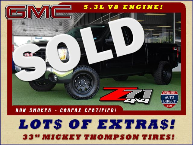 2011 GMC Sierra 1500 SLE EXT CAB 4X4 Z71 - LOT$ OF EXTRA$! Mooresville , NC 0