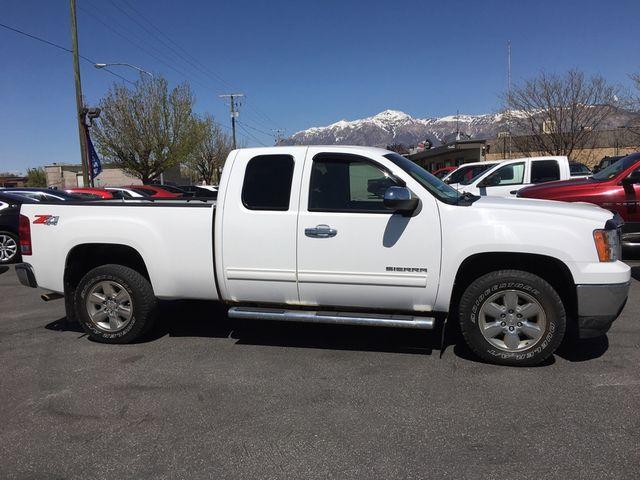 2011 GMC Sierra 1500 SLE Ogden, Utah 2