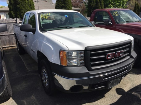 2011 GMC Sierra 1500 SLE in West Springfield, MA