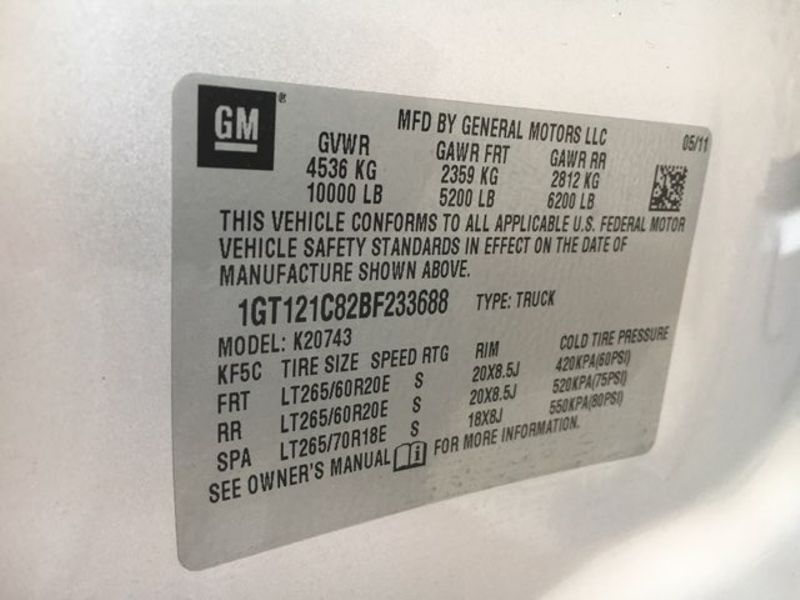2011 GMC Sierra 2500 SLT  city TX  Marshall Motors  in Dallas, TX