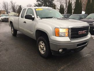 2011 GMC Sierra 2500 in West Springfield, MA