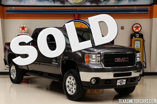 2011 GMC Sierra 2500HD SLT This 2011 GMC SIerra 2500HD SLT is in excellent condition with only 123