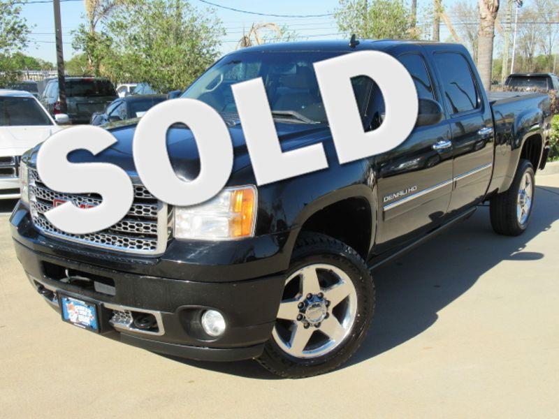 2011 GMC Sierra 2500HD Denali 4WD  | Houston, TX | American Auto Centers in Houston TX