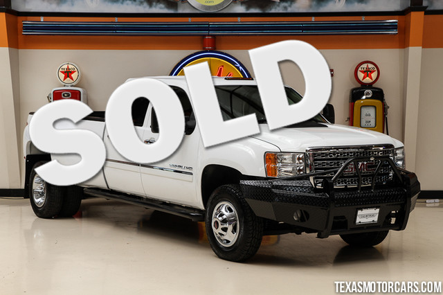 2011 GMC Sierra 3500HD Denali DRW This 2011 GMC Sierra 3500HD Denali DRW is in great shape with on