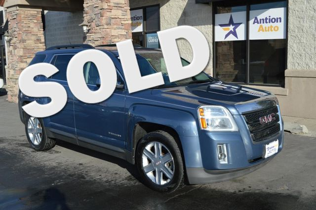 2011 GMC Terrain SLT-1 | Bountiful, UT | Antion Auto in Bountiful UT