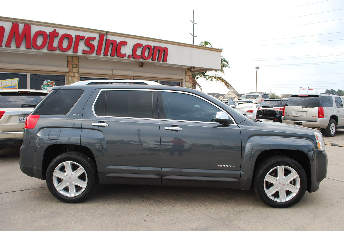 2011 gmc terrain slt 2 brownsville tx english motors English motors inc