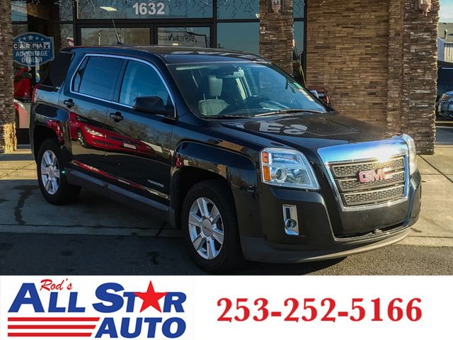 2011 GMC Terrain AWD The CARFAX Buy Back Guarantee that comes with this vehicle means that you can